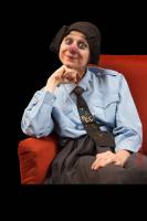 Les causeries d\'Emma la clown à Gaveau (Emma la clown)